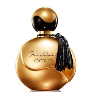 Apa de parfum Far Away Gold in editie speciala