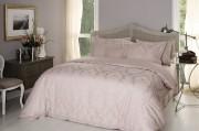 Lenjerie de pat de lux din bumbac egiptean Valeron Allure SE roz