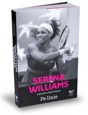 Serena Williams. Pe linie