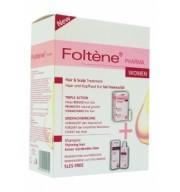 Tratament femei impotriva caderii parului + sampon 200ml gratis Foltene Pharma