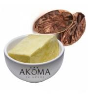 Unt de cacao BIO premium nerafinat nepresat 100g Akoma