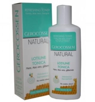 Natural lotiune tonica cu miere 200ml Gerocossen