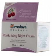 Crema revitalizanta de noapte 50 ml Himalaya