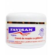 Crema de noapte cu galbenele 30ml Favisan
