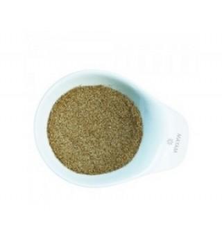 Exfoliant samburi masline si migdale macinate 10 gr Mayam