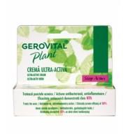 Crema ultra-activa 15ml Gerovital Plant Stop Acnee