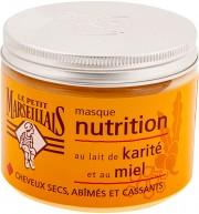 Masca cu lapte de karite si miere 300ml Le Petit Marseillais