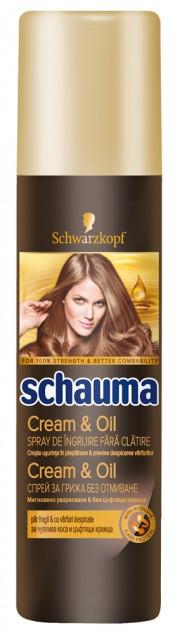 Balsam-spray Schauma cream&oil 200ml