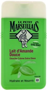 Gel de dus cu lapte de migdale dulci 250ml Le Petit Marseillais