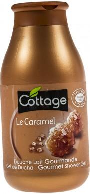 Gel de dus cu parfum de caramel Cottage 250ml