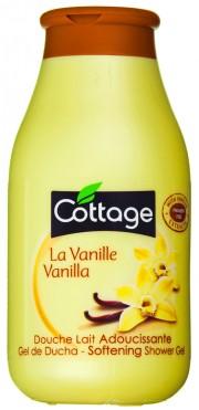 Gel de dus 250ml Cottage Vanilla