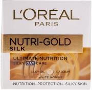 Crema lejera de zi 50ml LOreal Nutri-Gold Silk