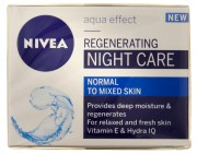Crema regeneranta de noapte 50ml Nivea Effect