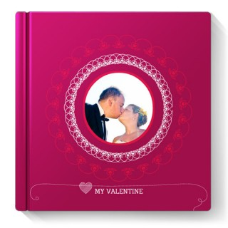 Fotocarte My Valentine | Format Patrat