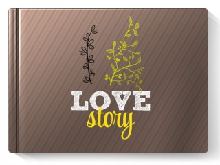 Fotocarte Love Story | Format Panoramic