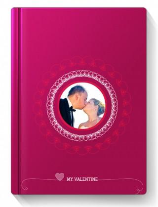 Fotocarte My Valentine | Format Portret