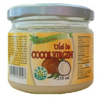 Ulei de cocos virgin