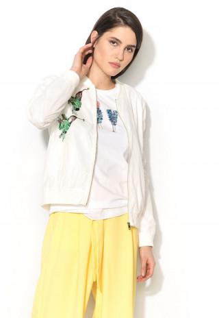 Jacheta de primavara cu strasuri colorate