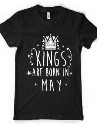 Tricou personalizat pentru barbati - Luna Mai