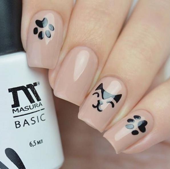 unghii cu pisicute