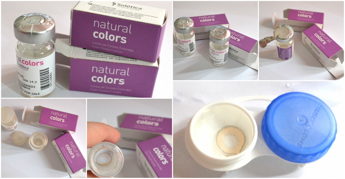 lentile de contact colorate Solotica Natural Colors nuanța Avela căprui review