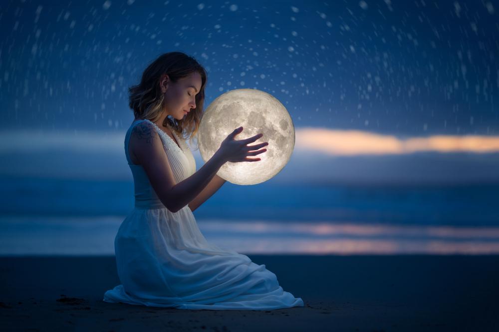 Horoscopul puterilor magice: puterea lunii