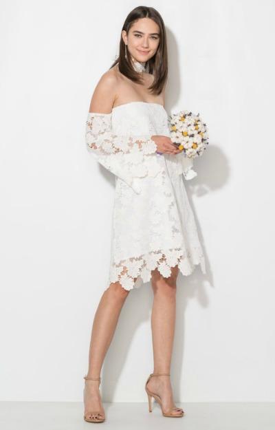 Rochii albe de nunta