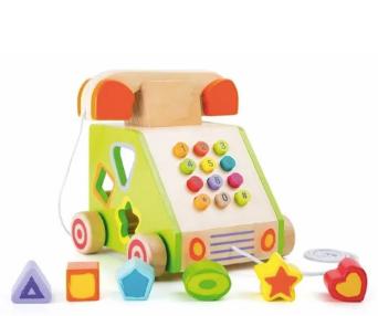 telefon jucarie montessori sortare
