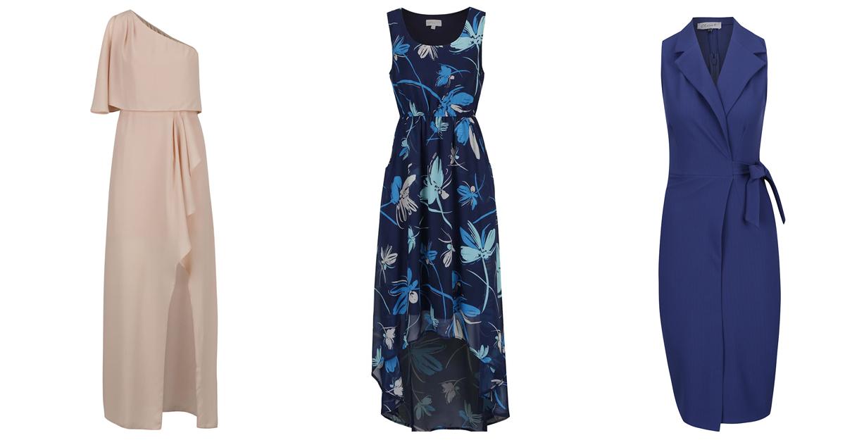 Haine asimetrice care te fac sa pari slaba: poarta aceste rochii!