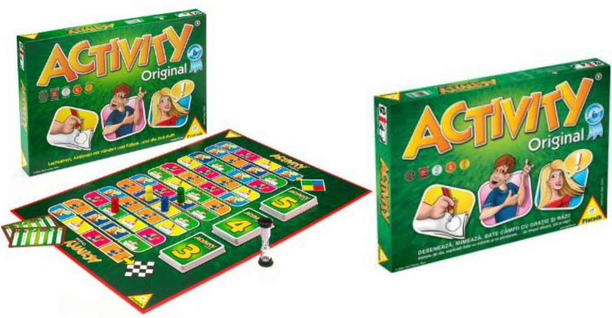 boardgame Activity Original