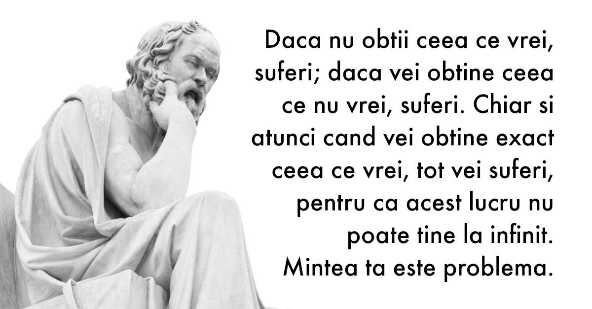 Lectii de viata de la Socrate