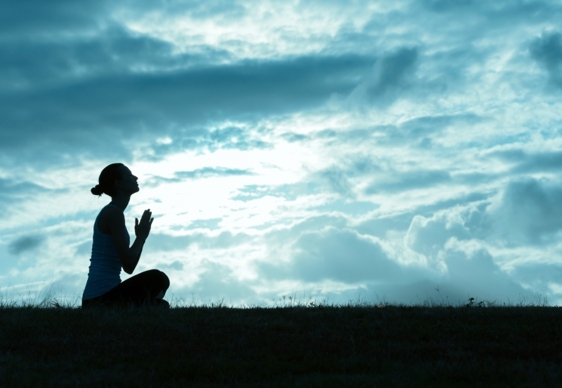 Terapie prin rugaciune