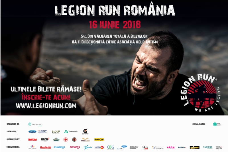 Legion Run Eveniment