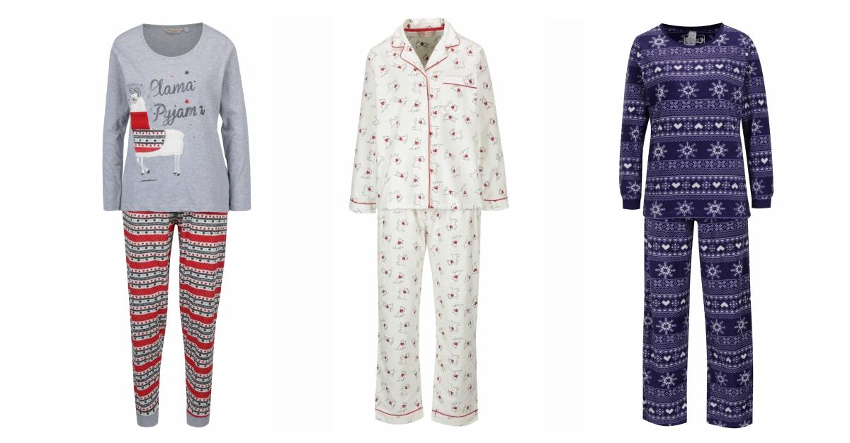 Pijamale lungi de iarna