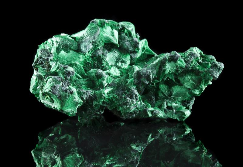 cristal de malachit