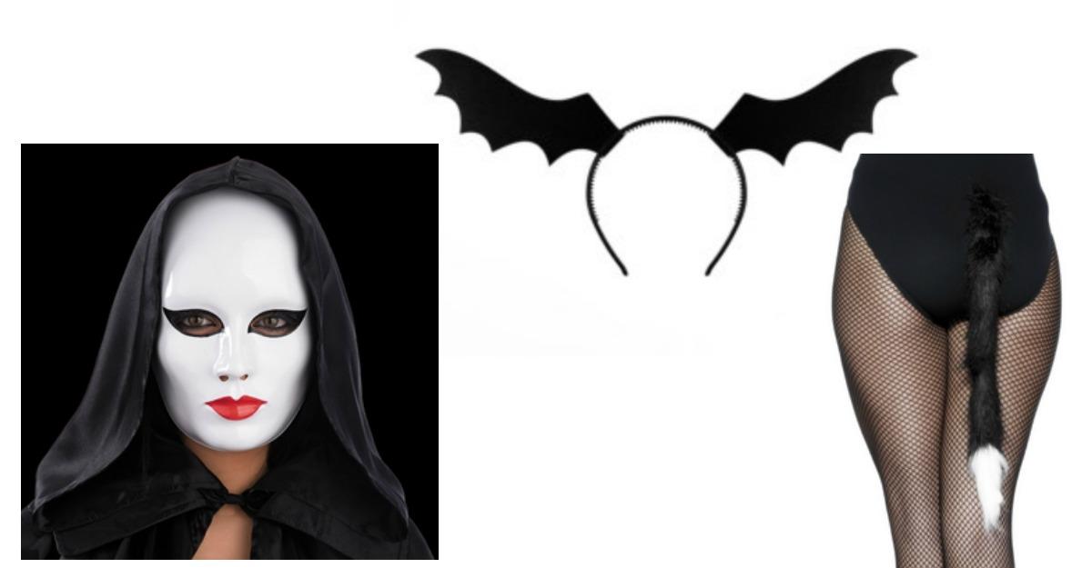 Masti si accesorii de Halloween