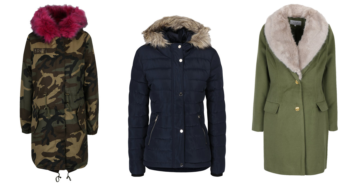 Alege-ti o jacheta cu guler de blana