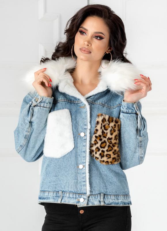 Jachete de blugi