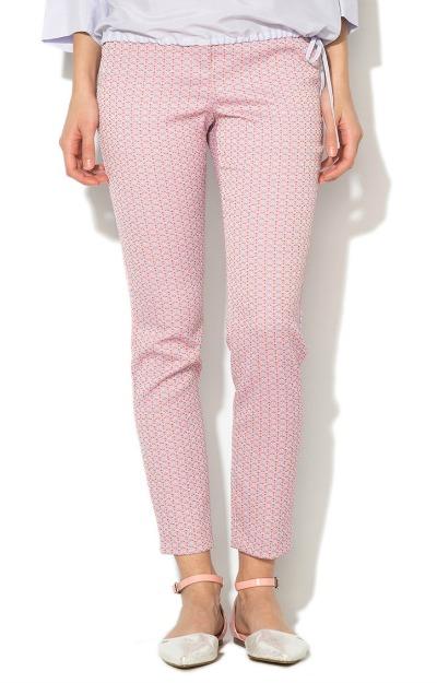 Pantaloni colorati de vara