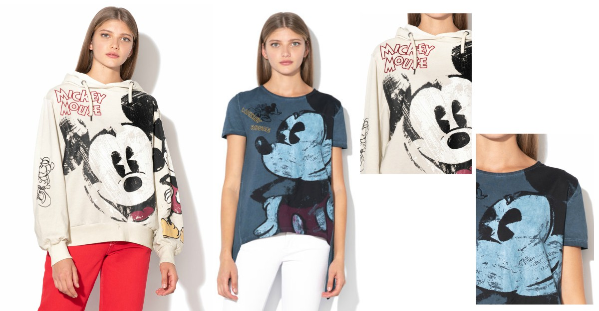 tricou MIckey Mouse