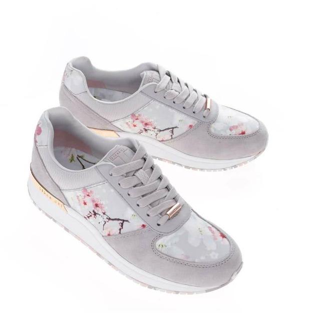 Pantofi sport din piele intoarsa