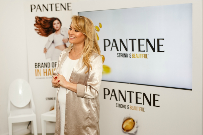 Pantene Pro V Nutrient Blends