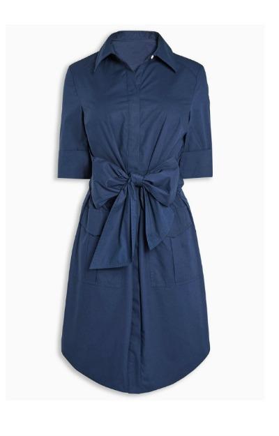 Camasa rochie din denim
