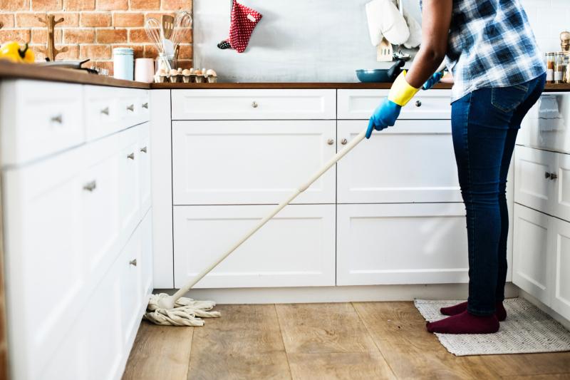cum sa iti pastrezi casa curata