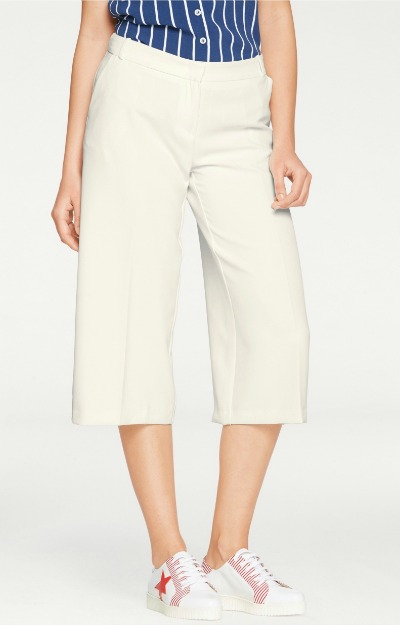 Pantaloni trei sferturi office