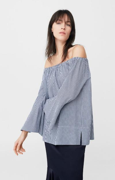 Bluze in carouri