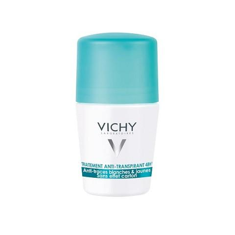 tratament roll on deodorant antitranspiratie Vichy