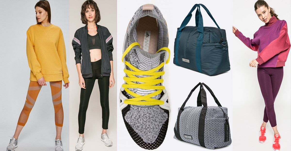 Adidas by Stella McCartney aici
