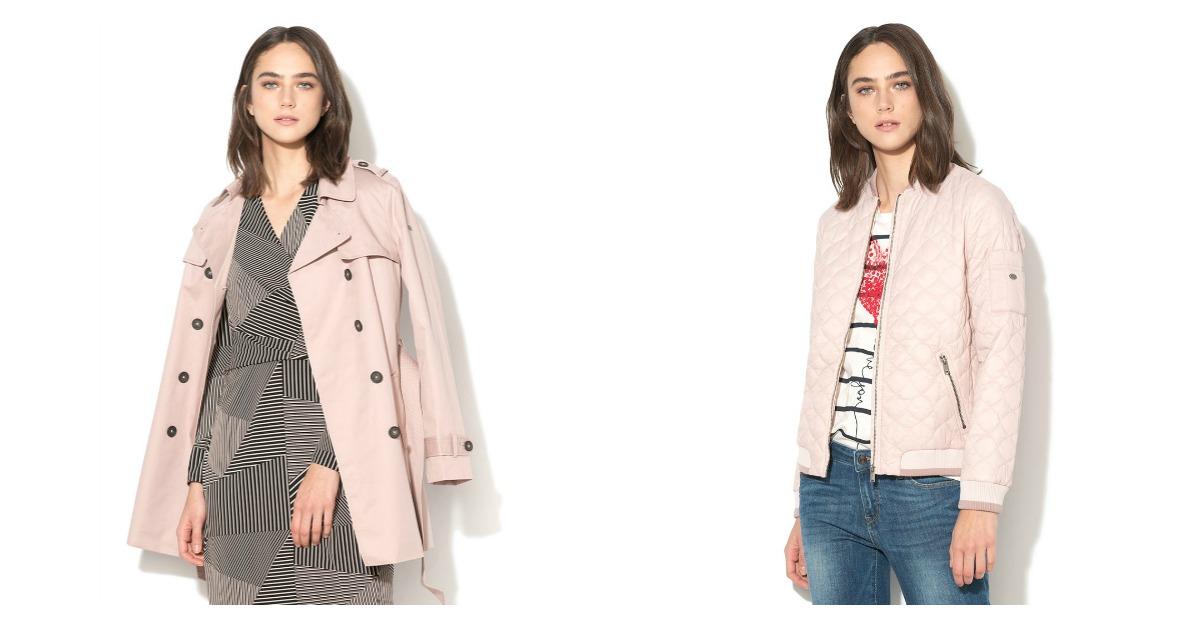 Jachete roz