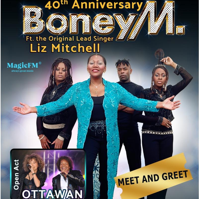 Concert Boney M